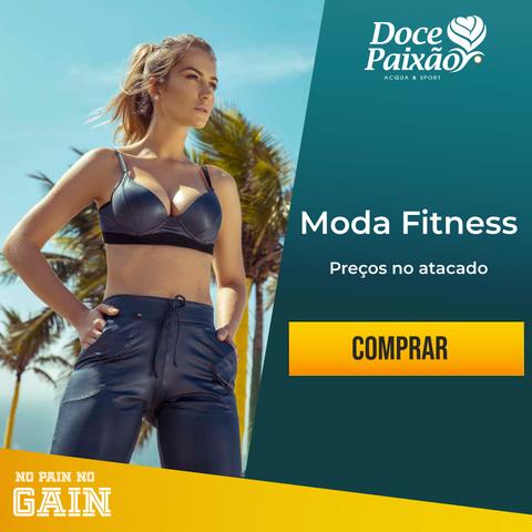 Compre diretamente do Fabricante - Doce Paixão Lingerie - Fitness