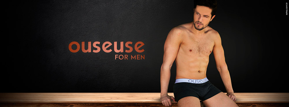 Ouseuse for Men - Inverno 2018